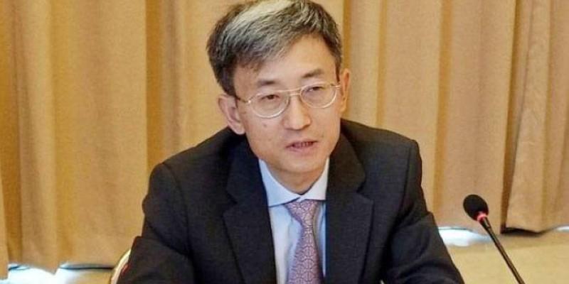 SEM. Wan Li, Ambassadeur de la République populaire de Chine en Côte d'Ivoire. (DR)