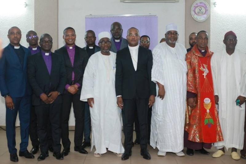 Alliance des guides spirituels de Côte d'Ivoire (Ags-CI). (7).(DR)