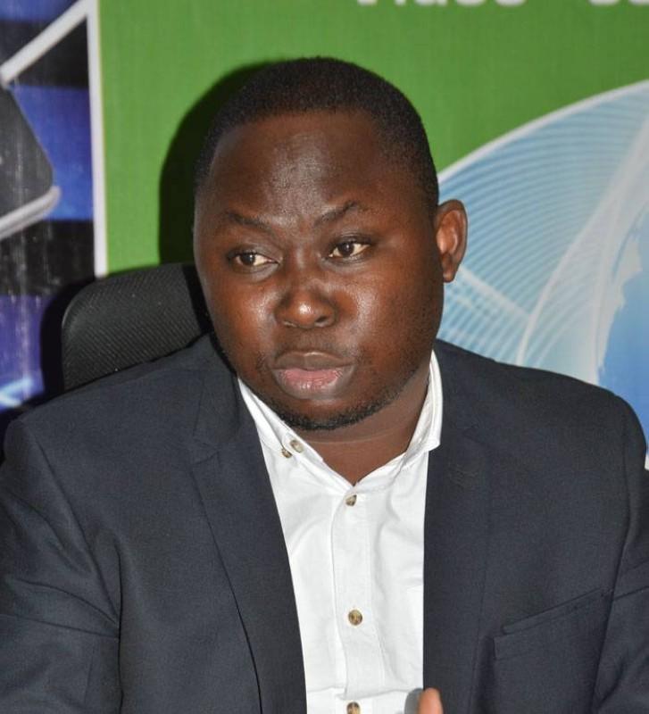 Doungnan Coulibaly, président de l'Amicale des anciens du lycée scientifique de Yamoussoukro. (Monsan Julien)