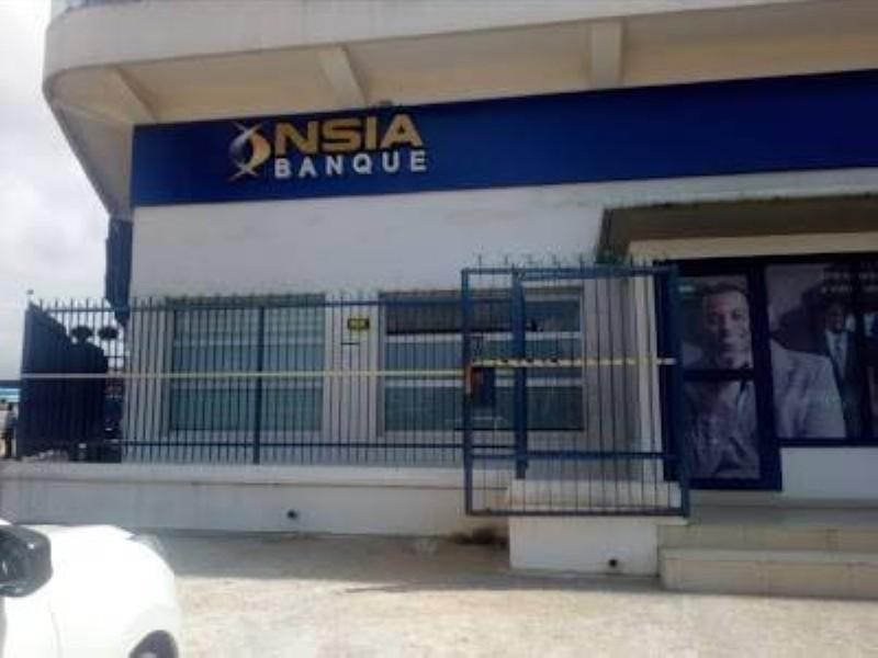 Vue d'une agence NSIA à Abidjan. (Dr)