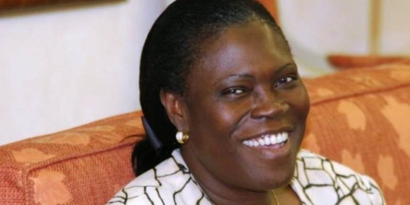 Mme Simone Ehivet Gbagbo, ex-Première dame de Côte d'Ivoire. (DR)