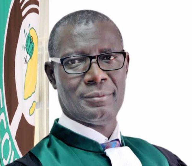 L'Honorable Juge Edward Amoako Asante, président de la Cour de justice de la Cedeao. (DR)