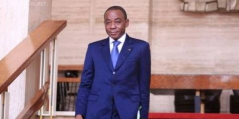 Charles Koffi Diby est décédé le 7 décembre 2019 à Abidjan. (Dr)