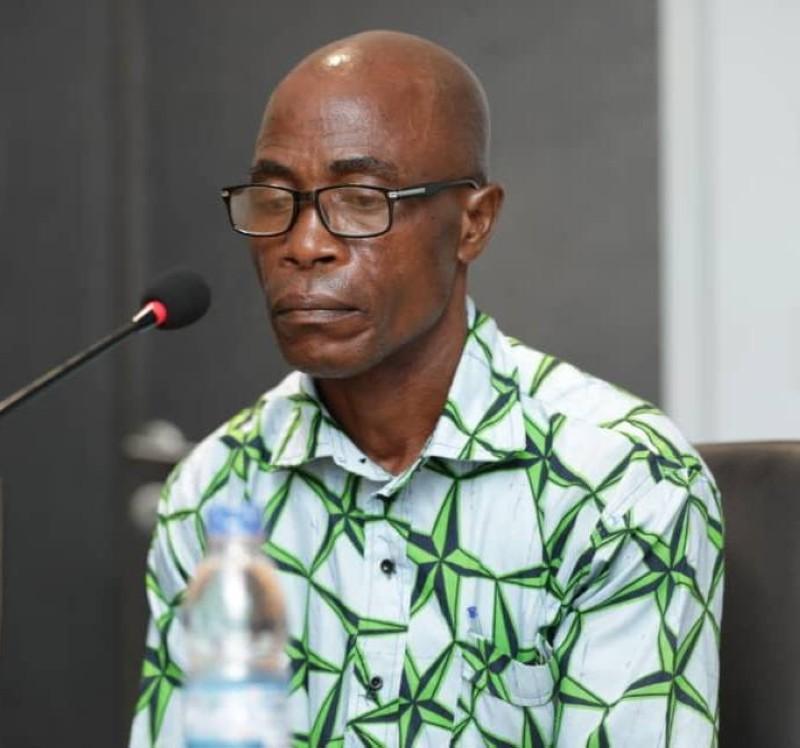 M. ANI Oulakolé Marius père du jeune Ani Guibahi Barthélemy (DR)
