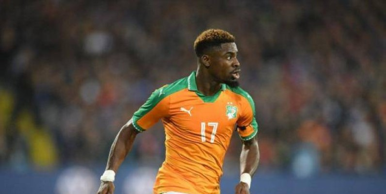 L'international ivoirien Serge Aurier. (DR)