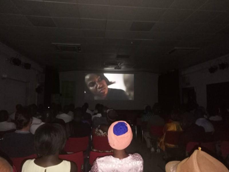 """Avant-première de """"Ligne19"""" à l'Institut Goethe d'Abidjan"""