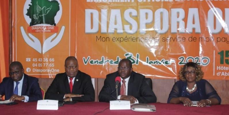 Les membres de diaspora one veulent mettre les expériences acquises à l'étranger à la disposition de la Côte d'Ivoire. (DR)