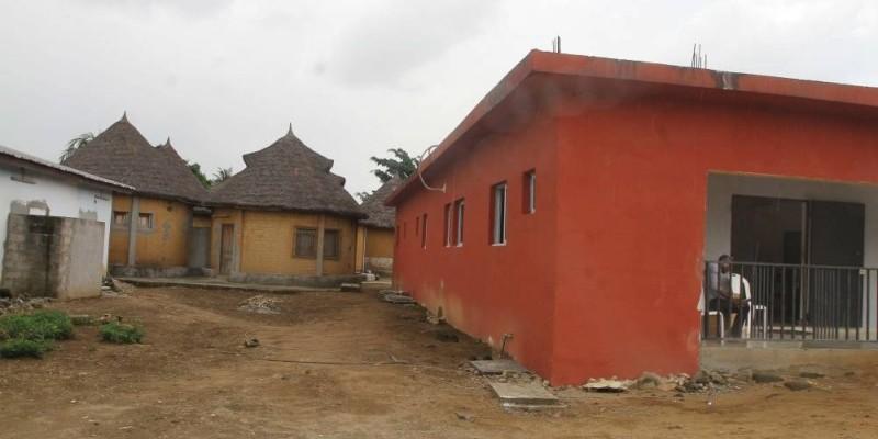 l'Edec, le rêve de construire une école de danse africaine, depuis 1973. (Véronique Dadié)