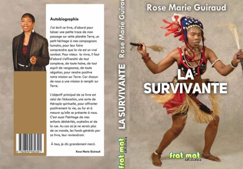 L'oeuvre de Marie Rose Guiraud. (DR)