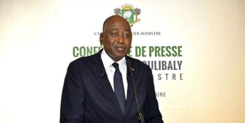 Le Premier ministre ivoirien, Amadou Gon Coulibaly. (DR)