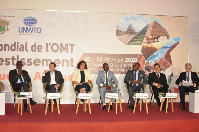 A propos de l'essor du tourisme, «il faut développer des politiques marketing très claires», a proposé  Acha Leke du Cabinet McKinsey.