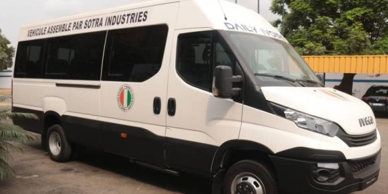 Le prototype « Daily Ivoire » a été lancé par le Premier ministre le 3 août 2018.