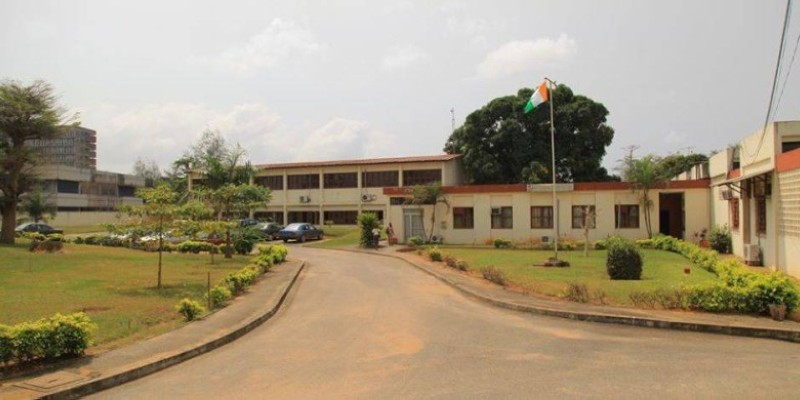Une vue de l'Institut national de formation sociale. (DR)