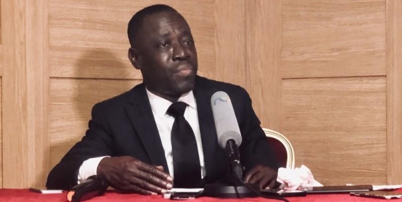 Le président du Pps croit en la victoire du Rhdp au premier tour de l'élection présidentielle d'octobre. (Ph : DR)