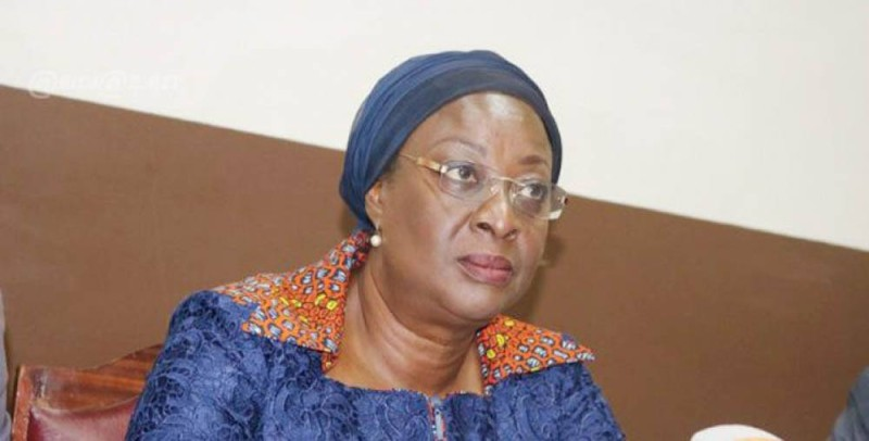 Mariam Dosso Nimaga, directrice des examens et concours. (DR)