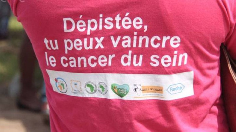 Les séances de sensibilisation, en vue de freiner l'évolution du cancer en Côte d'Ivoire se poursuivent. (DR)