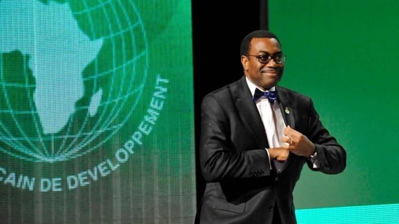 Dr Akinwumi Adesina, président de la BAD (DR)