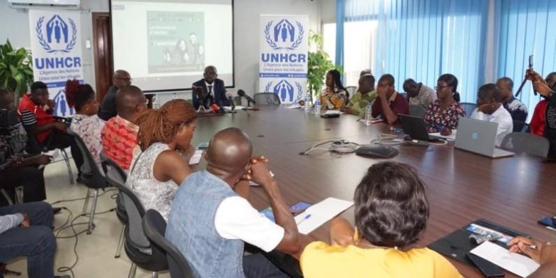 Le HCR a félicité la Côte d'Ivoire pour ses efforts de lutte contre l'apatridie. (DR)