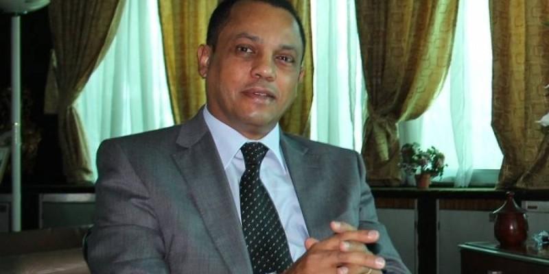 L'ambassadeur de la Tunisie, SEM. Mohamed Nawfel Labidi. (DR)