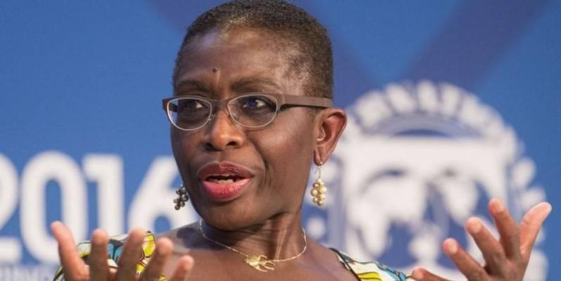 Antoinette Sayeh proposée au poste de Dga du Fmi. (DR)