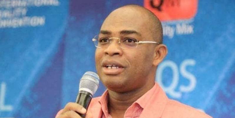 Arnaud Essoh, Promoteur immobilier, Directeur général de Victoire immobilier. (DR)