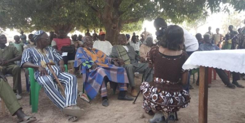Les populations du Tchologo saluent les infrastructures de développement réalisées par le gouvernement.(DR)