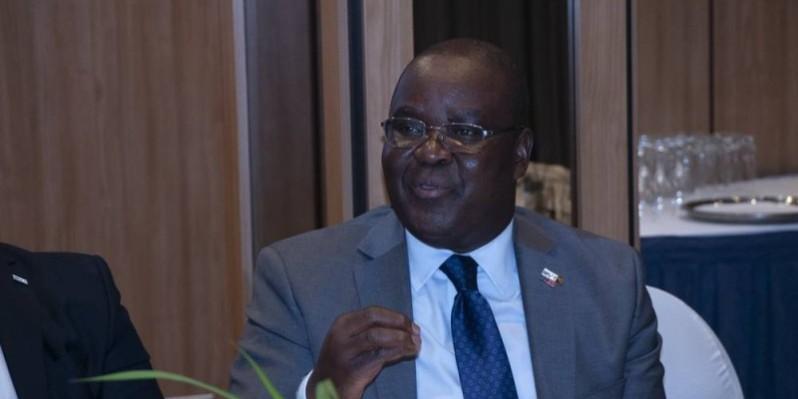 Dr Edoh Kossi, président de la Brvm. (Dr)