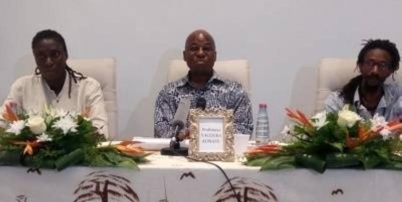 Le musée des cultures contemporaines Adama Toungara, le premier du genre en Côte d'Ivoire, selon le Pr Konaté. (AIP)