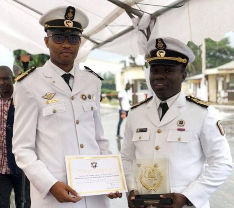 Quelques lauréats du prix d'excellence des Armées 2019. (Dr)