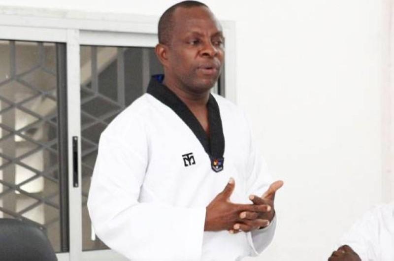 Me Anzoumana Siaka, Secrétaire général de la Fédération ivoirienne de Taekwondo. (DR)