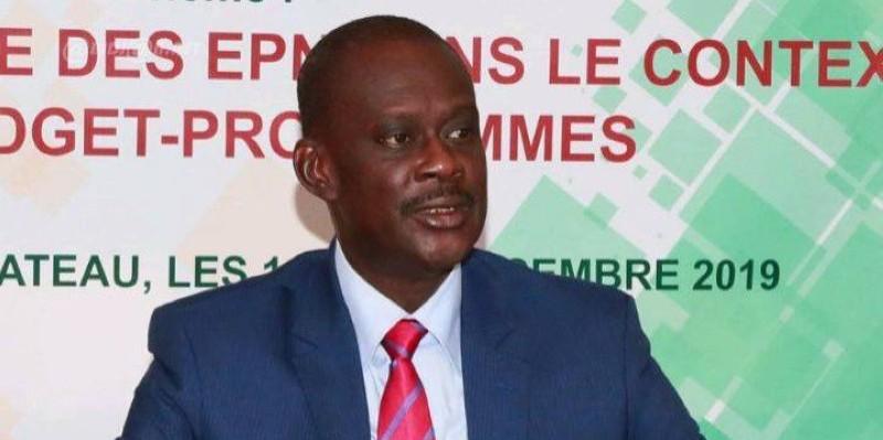 Adama Sall, a représenté, à l'ouverture des travaux, le ministre auprès du Premier ministre, chargé du Budget et du Portefeuille de l'Etat. (DR)