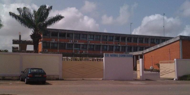 Une vue de l'École nationale d'administration. (DR)
