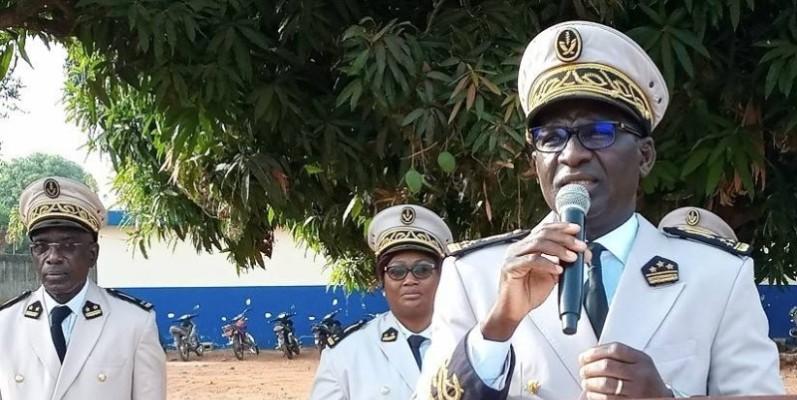 Le préfet Diarrassouba Karim.(DR)