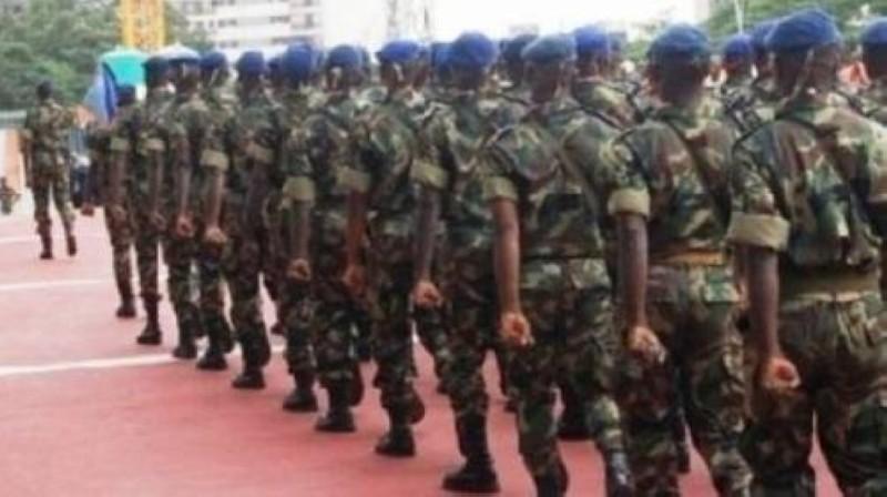Les Forces armées de Côte d'Ivoire (FACI). (DR)