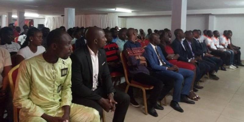 Les militants du RHDP ont été exhortés à garder le moral et à œuvrer pour la victoire du RHDP à l'élection présidentielle de 2020.