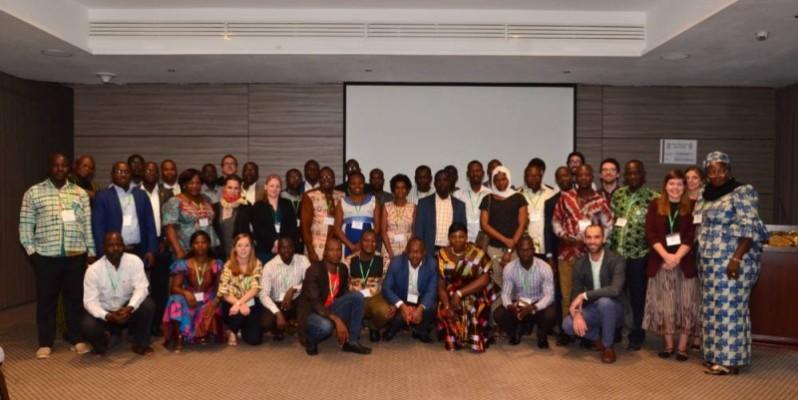 Une photo de famille des participants pour immortaliser la rencontre.(DR)