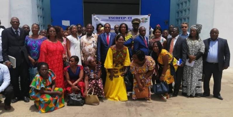 Les membres de l'union, décidées à faire du commerce du poisson l'un des leviers importants de l'économie ivoirienne.