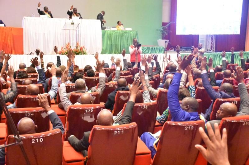 Les députés et sénateurs se sont prononcés en faveur de la révision de la Constitution. (DR)