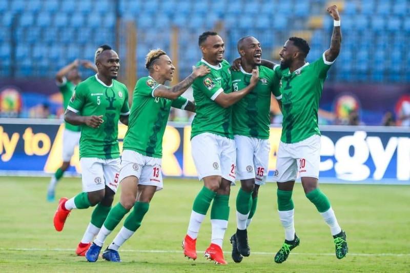 L'équipe de Madagascar est le leader de la poule K.