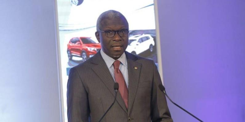 L'ambassadeur du Sénégal en Côte d'Ivoire. (DR)