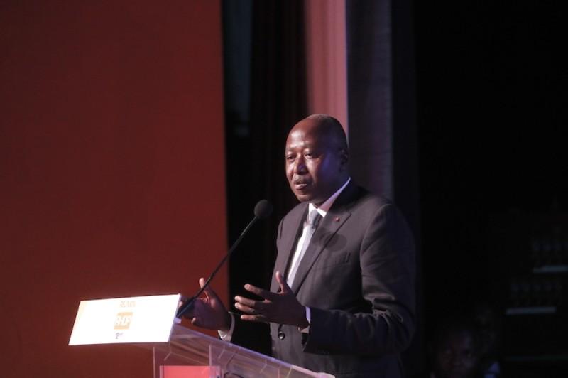 Le Premier ministre Amadou Gon Coulibaly, candidat du RHDP. (DR)
