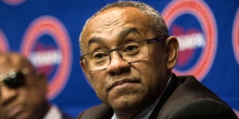 Le président Ahmad de la Caf n'a pas l'intention de bouleverser le calendrier de ses compétitions. (DR)