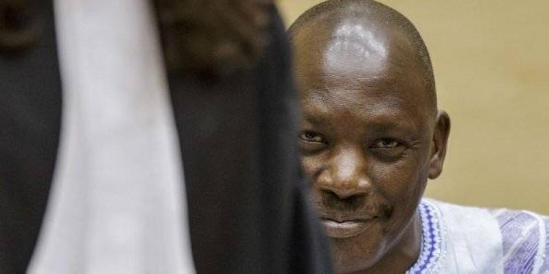 Thomas Lubanga, ancien chef de l'Union des patriotes congolais, à la Cpi en décembre 2014. (DR)