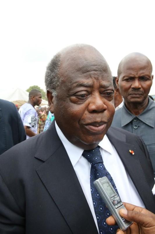 Charles Konan Banny, ancien gouverneur de la BCEAO