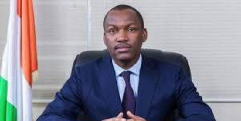 Mamadou Touré, cadre du Rhdp de la région du Haut Sassandra. (DR)