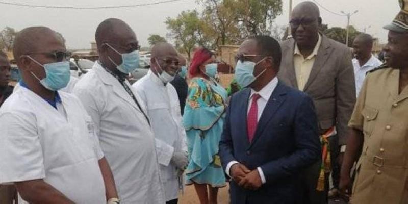 Les autorités ivoiriennes viennent de prendre de nouvelles mesures en vue de protéger et sauver les populations. (DR)
