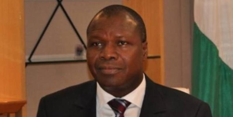 Albert Mabri Toikeusse, ministre de l'Enseignement supérieur et de la Recherche scientifique. (DR)