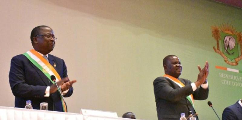 Le congrès réuni à Yamoussoukro, a dit oui aux propositions du Chef de l'État. (Dr)