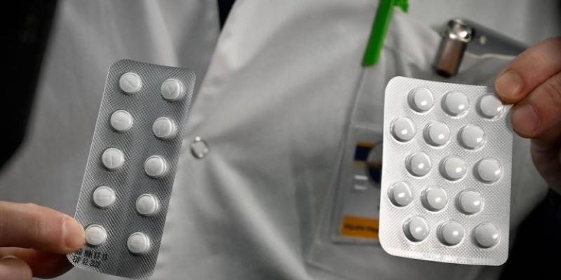 Les essais cliniques de chloroquine, un médicament antipaludique, menés à Marseille pour soigner des malades. (Dr)
