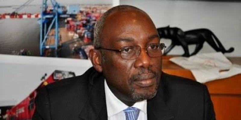 Sidy Diallo, président de la Fédération ivoirienne de football. (Dr)